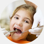 Children at Forest Hill Dental at 507 Eglington Ave in Toronto, Ontario